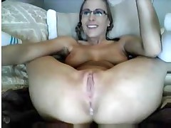 I am so glad my girlfriend discovered a recent hobby. Her pussy is so pleasant and inviting as she plays with her vibrator and recent dildo. I am very grateful for leaving the webcam turned on before I left for work.