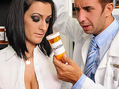 `Presley is a very busy doctor with no time for a personal life. That Babe has been secretly writing herself prescriptions for a recent kind of `raunchy enhancer`. Keiran, the pharmacist, catches on to Presley's little plan and confronts her. That Babe tells him about the pills and what they can do so they one as well as the other take some have a very intensive sexual experience.`