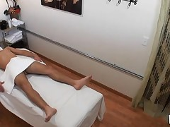 Dude truly can't live without the way massage gets mixed with fuck