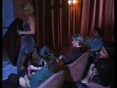 older and younger beauty banged in porn cinema