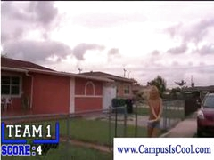 Naked college ladies hitting mail box