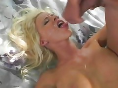 Sexual Kelly Madison receives splattered with hawt cum