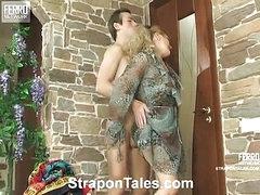 Viola&Morris naughty dong video