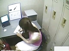Japanse Gal Shoplifter