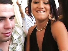 Wonderful-looking youthful sex party scene will drive u crazy