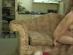 A very hawt girl lets a older fellow live out his fantasy of making a homemade porno movie.