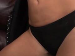 Monique Fuentes gives her wet crack a thorough service