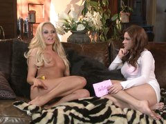 Aaliyah Love acquires naked during the interview