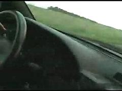 Lesbo Cop Sucks Driver
