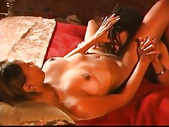 Sexcetera makes possible for many to channel their sexuality by trying new things. U can always trust playboy to help make things better in the bedroom! For example, take a look at that black milf as that sweetheart gets tied and then gets a tongue in her pussy.