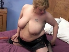She is a enormous golden-haired honey who's cunt needs some pampering. See...