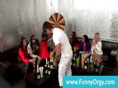 Naughty bday party games with rich posh babes