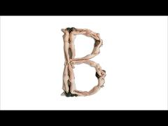 Nude Girls Alphabet