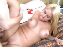 Sensual fucking with pornstar Sarah Vandella