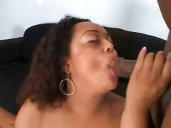 Fat dark girl drilled in her hot vagina