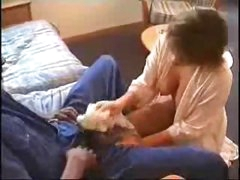 Cheating juvenile wife with a black lover