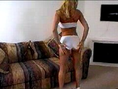 Blond creampie