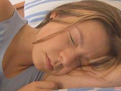 Emily naps and masturbates