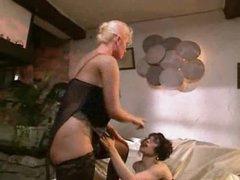 Retro lesbian porn is beautiful to see