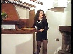 Giovane Jessica Rizzo in un orgia Italian Orgy by tubo72