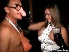 Cheerleader Sex Party!